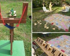 backyard game ideas