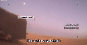 Army Finds GoPro Footage ISIS Militants Getting Bombed Tank