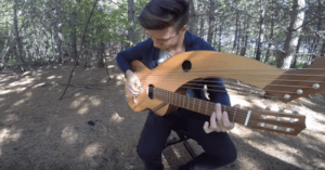 sound of silence 18 string guitar