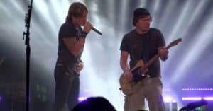 Keith Urban Robert Joyce Fan Guitar