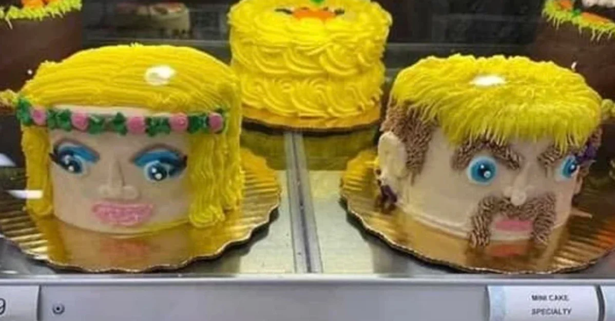 Bakeries Create Hot Selling Joe Exotic and Carole Baskin